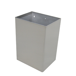 Wall Mount Waste Receptacle